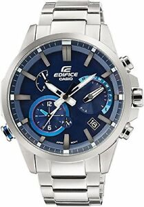 CASIO EDIFICE BLUETOOTH SOLAR POWERED ALARM MEN'S WATCH