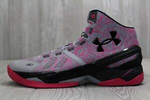33 Under Armour Stephen Curry 2 1259007-037 Mother's Day Shoes 10.5 11 12
