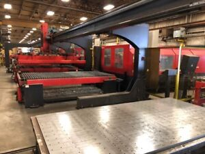 20052007 Amada FO3015NT 3 Machine Automated Laser Cutting System (#2049)