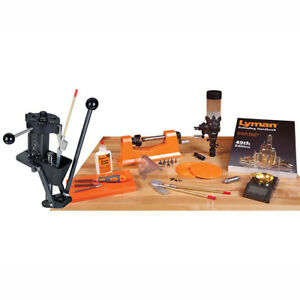 LYMAN CRUSHER EXPERT KIT DELUXE W1500 MICRO-TOUCH SCALE