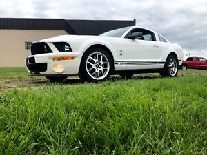 2007 Ford Mustang  helby GT500 - 325.5 miles -one owner - Supercharged 5.4L - Premier trim package