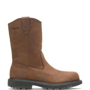 Wolverine Men DD Work Steel Toe Wellington $84.00