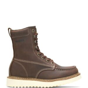 Wolverine Men Loader 8quot; Wedge Boot $80.50
