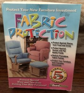Master Guard Furniture Fabric Protection