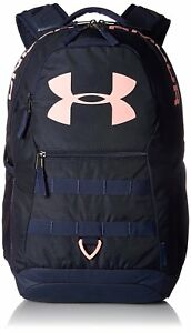 Under Armour UA Big Logo 5.0 Back to School Backpack Midnight NavyCape Coral