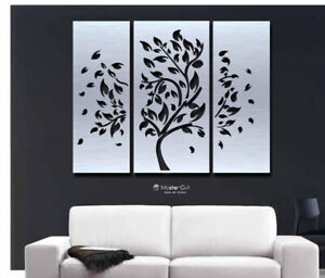Metal Wall Art Tree of Life Family Hanging Decor Sculpture By Master Cut