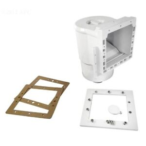 Hayward SP1092 Front Access In Wall Above Ground Swimming Pool Skimmer