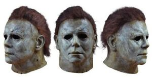 SIGNED - Michael Myers 2018 Halloween Mask - Trick or Treat Studios Nick Castle