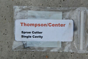 Thompson Center Bullet Mold Mould Sprue Cutter Plate