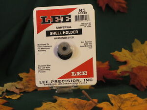 90518 Lee R1 Universal Press Shell Holder