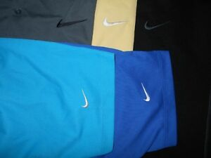 Lot 5 Nike Dri-Fit Fit-Dry Mens Polo Shirts XL X Large