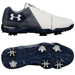 2018 Under Armour Junior Boys Spieth 2 Golf Shoes - UA Kids Gore-Tex Waterproof