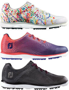 FootJoy emPOWER Women's Golf Shoes Ladies Spikeless New - Choose Style