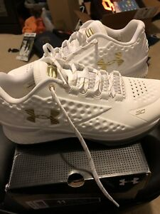 Under Armour Curry 1 Low MVP Friends And Family Size 11 Men's Basketball Shoes