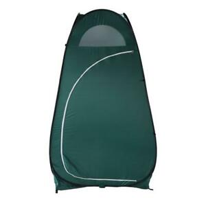 1 2 Person Portable Pop Up Toilet Shower Tent Changing Room Camping Shelter
