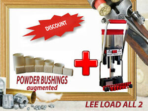 Lee Precision Lee Load All II 12 Gauge discount free powder bushings New