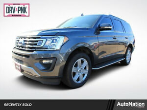 2019 Ford Expedition XLT 2019 Ford Expedition XLT Rear Wheel Drive 3.5L V6 24V Automatic 11 Miles