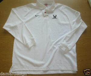 ☆ NEW NWT Authentic TEAM Issued WASHINGTON Huskies Football NIKE XXL 2XL FIT DRY