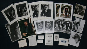 John F. Kennedy Photographs and Ephemera Collection