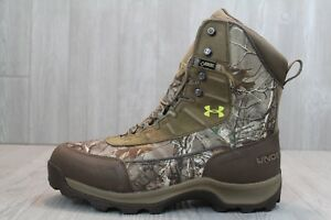 34 Under Armour Brow Tine GTX Hunting Boots 800g Mens Sz 10 10.5 12 1262049 946