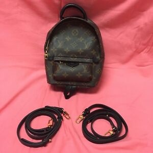 Sold Out Louis Vuitton LV Palm Springs Backpack Mini Monogram
