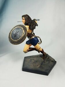 Wonder Woman Statue - Justice League Gal Gadot Iron Studios 1:10 Figure NEW