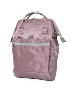 Anello Unisex Limited Model REPELLENCY Mini Backpack Small Rucksack Casual Bag