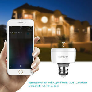 Home Remote Control Smart Socket WiFi Smart US Plug Warranty - Koogeek D5X3