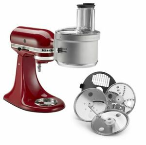 KitchenAid Food Processor with Commercial Style Dicing Kit KSM2FPA