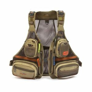 CLOSEOUT - FISHPOND SAGEBRUSH MESH FISHING VEST - ONE SIZE FITS ALL
