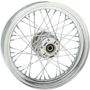 Drag Specialties Replacement Laced Wheels 16x3 Rear 0204-0423