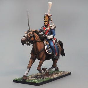 Tin soldiers, 130,Ober-officer of the first regiment Of Polish Lancer.1807-1814