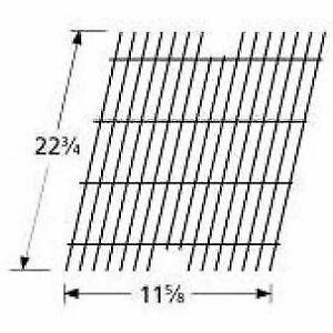 Music City Metals 54901 Porcelain Steel Wire Cooking Grid Replacement for Sel...