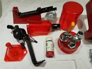 Lee Reloading Equipment with Extra Accessories 9mm