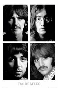 The Beatles White Album Music Poster 24x36 inch
