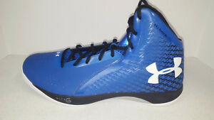 UNDER ARMOUR MICRO G CLUTCHFIT BASKETBALL SHOES STOCK #45 - MEN'S SIZE 17 *NEW*