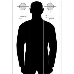 Vermont Fish and Wildlife Qualification Target  Pack of 100