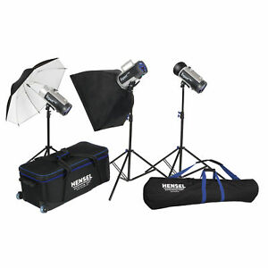Hensel Expert D 1500 Kit with Free Mask and Wifi by Digital Photographs