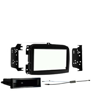 Fits Nissan Pathfinder 2008-2012 Single Double DIN Stereo Radio Install Dash Kit
