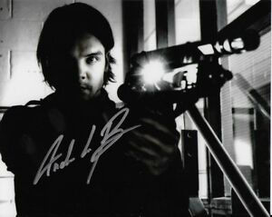 PRIMEVAL - personally signed 10x8 - ANDREW LEE POTTS as Conor Temple