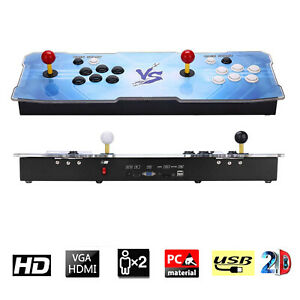 US Pandora Key 9S box 2200 in 1 Arcade Retro Game Console HDMI TV PC PS3 2 Stick