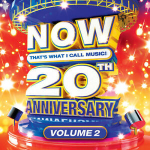Various Artists - Now: 20th Anniversary, Vol. 2 (Various Artists) [New CD]