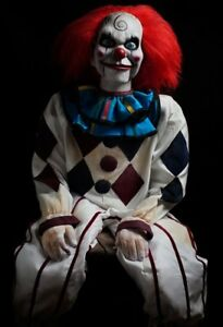 DEAD SILENCE MARY SHAW CLOWN PUPPET PROP NEW Trick or Treat Studios In Stock!!
