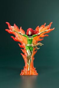 In STOCKKotobukiya Marvel Universe X-Men '92 Phoenix Furious Power Artfx+ Statue