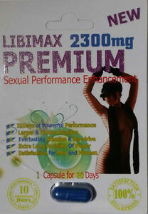 24 x RhinoMax Libimax Premium 2300mg Long Lasting Powerful Sexual Performance