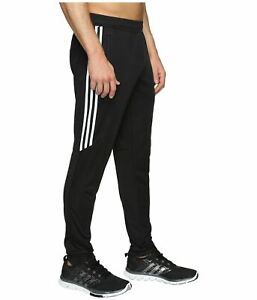 Adidas Men's Tiro 17 Training Pants - BlackWhiteWhite -FREE SHIP-NEW- BS3693 +