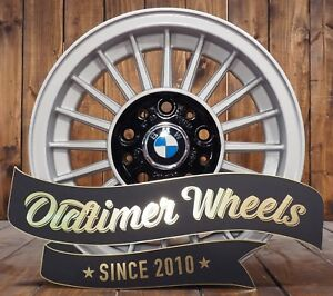 BMW Alpina design 14 inch Wheels 6.5Jx14 5x120 ET25 1118282 BMW E12 E23 E24 E28