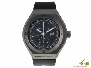 Porsche Design Monobloc Actuator Automatic Watch - Black