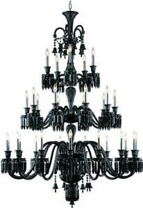CHANDELIER PENDANT MAJESTIC TRADITIONAL FOYER 30-LIGHT DINING ROOM LARGE