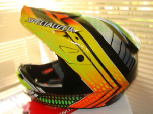 Specialized DISSIDENT DH Helmet TROY BROSNAN Signature NEW Size L Retail $350